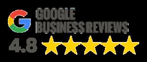 Google Reviews Badge 4.8